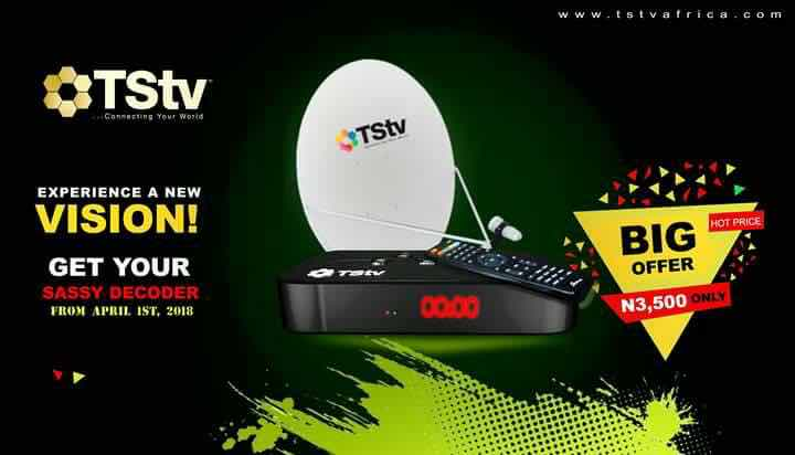 TStv position & frequency change