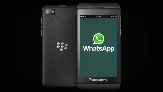 Android WhatsApp BB10 file sharing