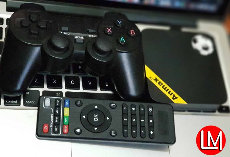 Anmax x 10 TV box unboxing & user experience