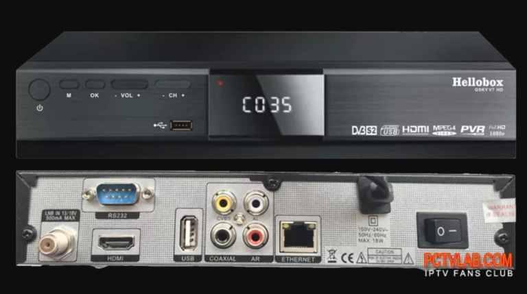 Hellobox GSKY V7 HD