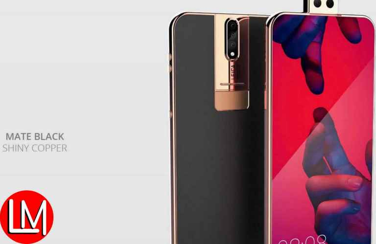 Huawei P30 hardware specification: the color(matte black, shiny copper
