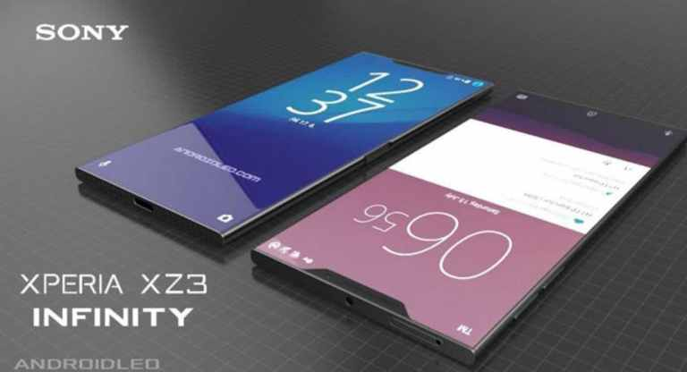 Sony latest flagship leaked