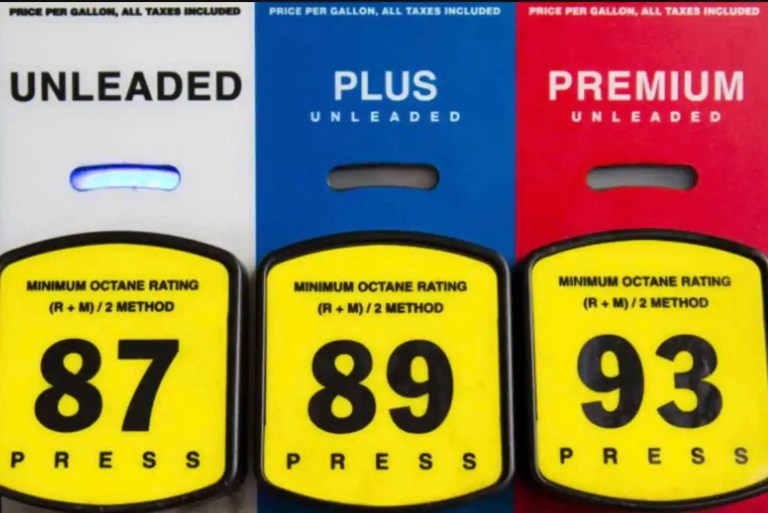 premium unleaded fuel in Nigeria