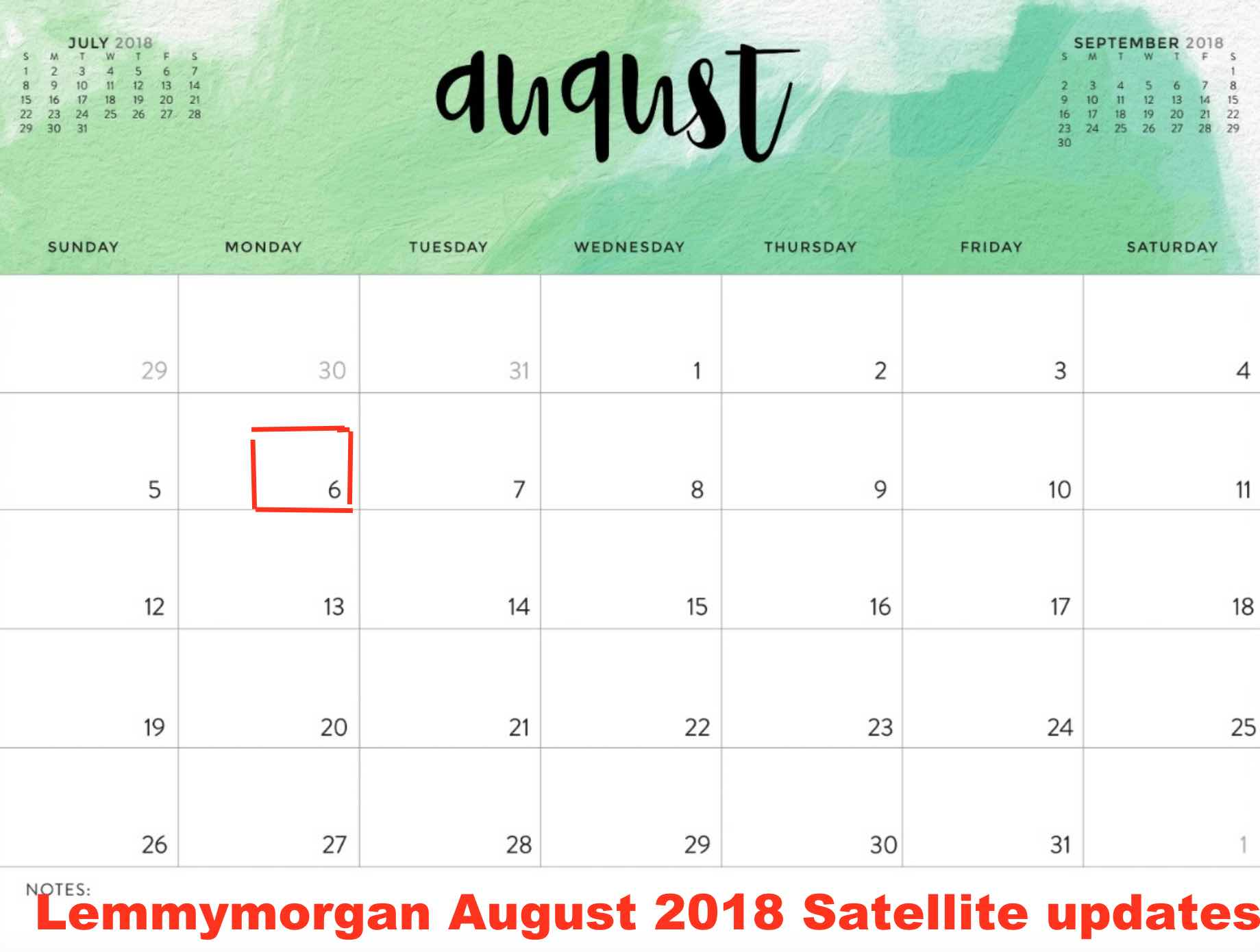 Lemmy Morgan Soccer season August 2018 Update: News on Satellite TV, IPTV, official payTV and lots more