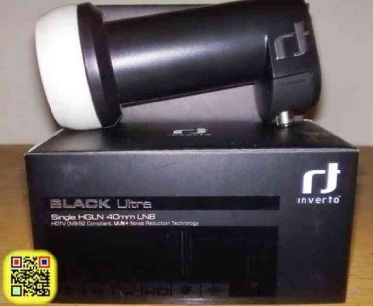 Original inverto black Ultra HD LNBf