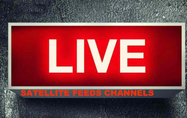 Recent live feeds frequencies