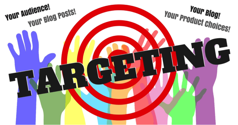 Targeted Audience in blogging