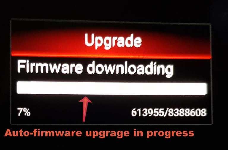 Hellobox S2 Software upgrade status