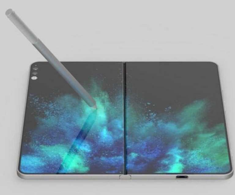 Huawei foldable phone 2019