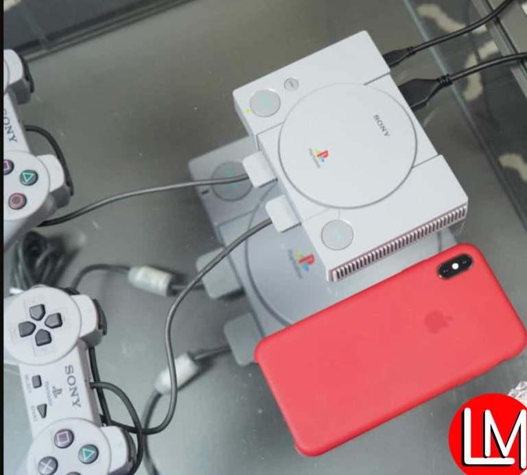 Sony PlayStation VS Sony PlayStation classic