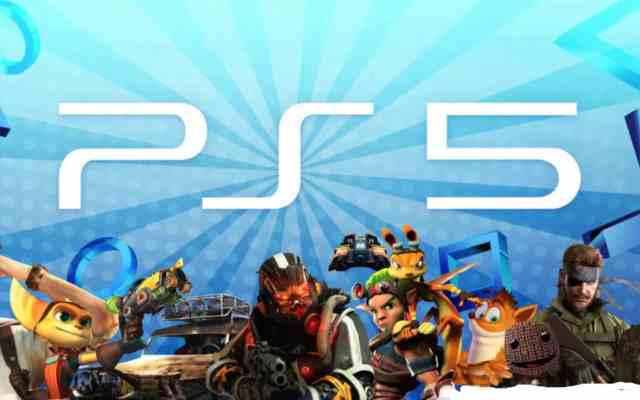 PS5 4K Games library