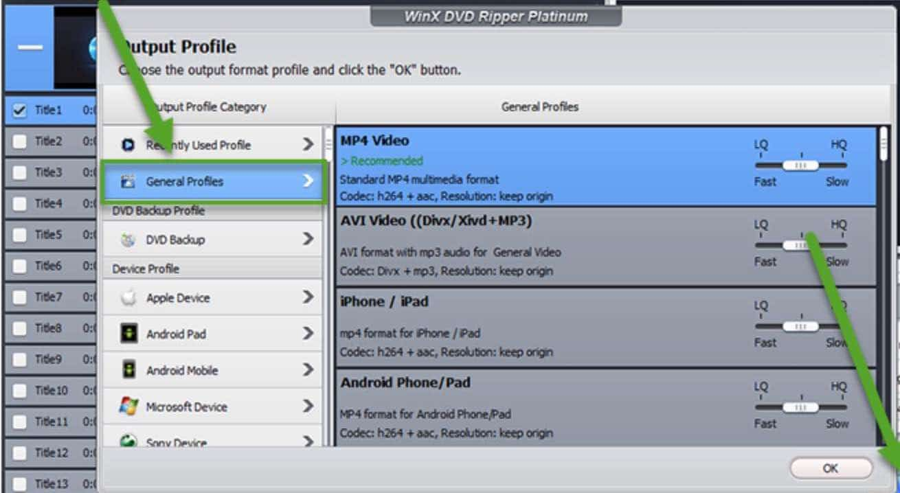 Best DRM-Protected DVD ripper: WinX DVD ripper Vs Handbrake