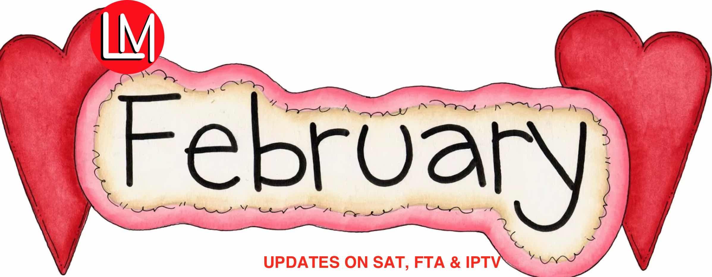 Lemmy Morgan February 2019 Update: IPTV, Sks, Iks, FTA and Data