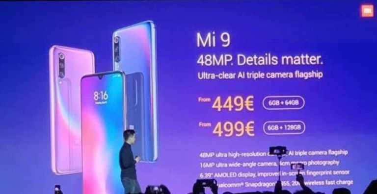 Xiaomi MI X3 5G Phone