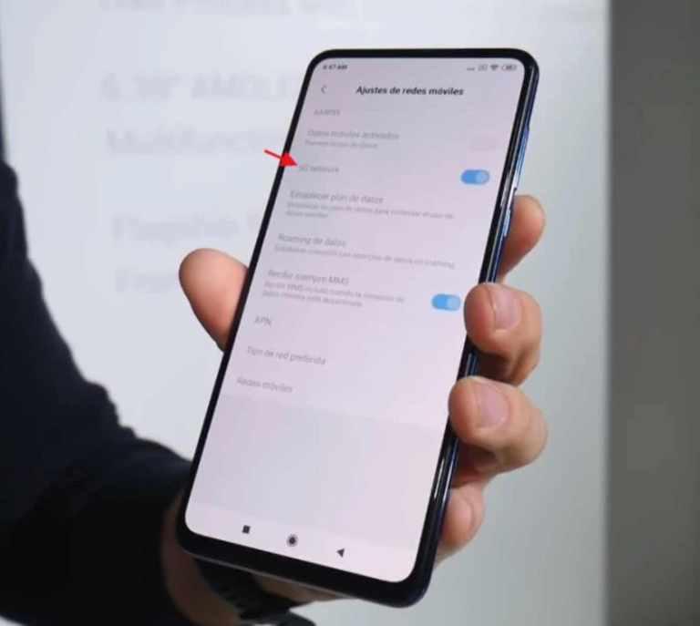 Xiaomi MI X3 5G ui