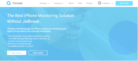 best iPhone monitoring solution