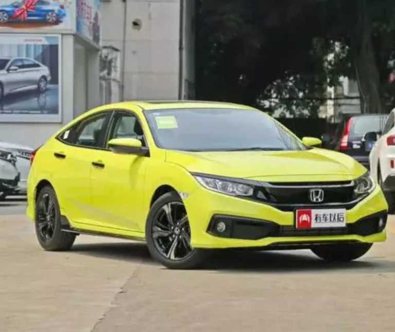 2019 honda civic redesign and changes