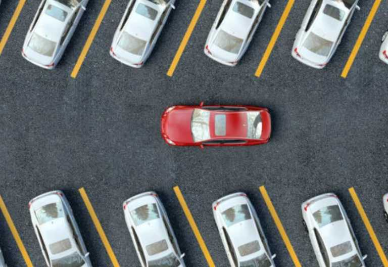how google maps can help you park your car