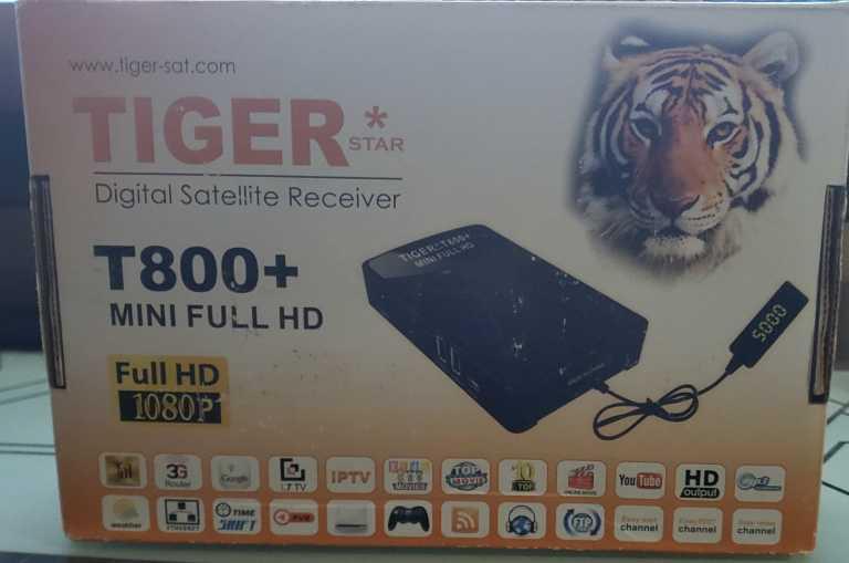 tiger T800+ MINI Full HD decoder