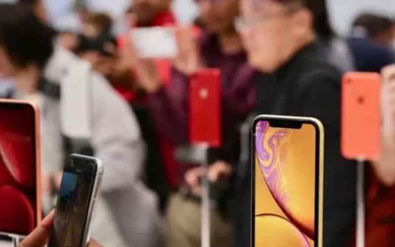 10 best-selling mobile phone 1st half 2019