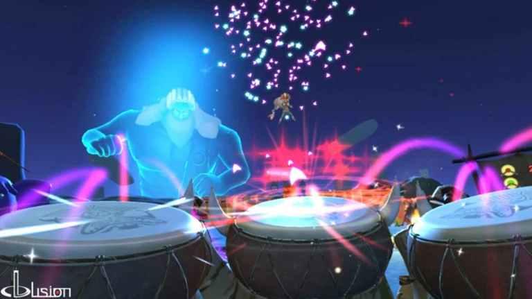 Happy Drummer Psvr 20 min game