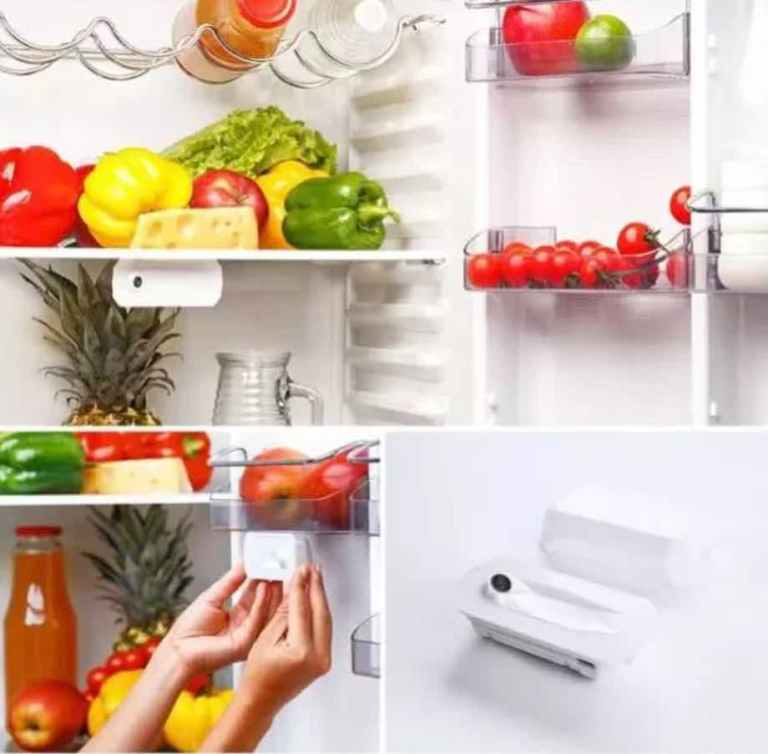 Go green and prevent waste with fridgeEYE