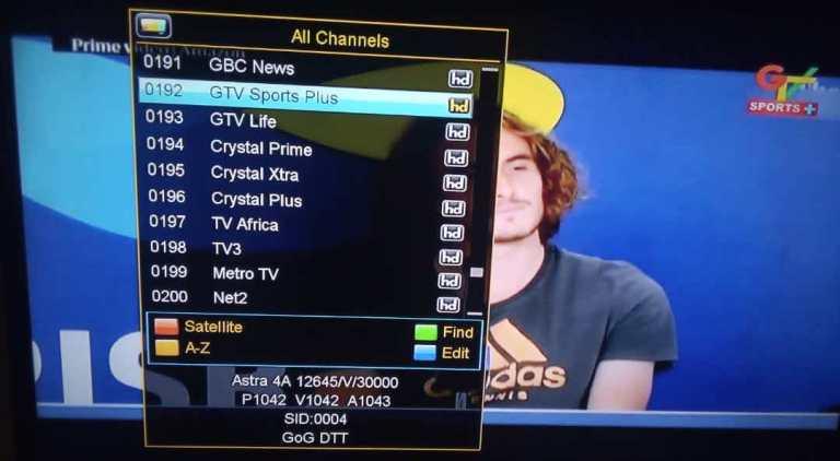 multi tv multistream channels on astra 2f/2b