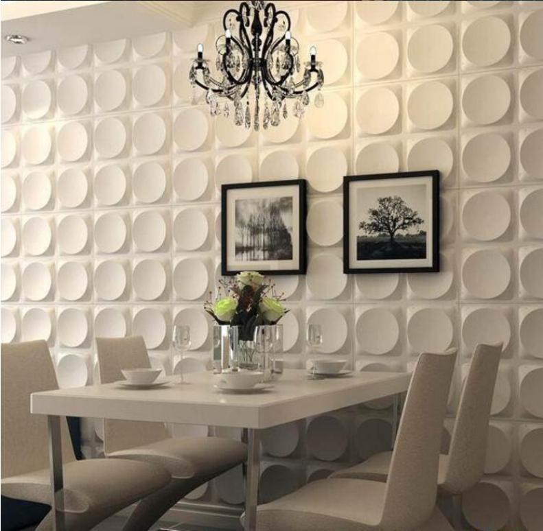 Tấm ốp tường 3D PVC