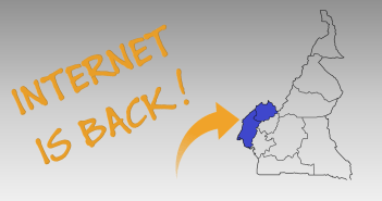 Internet is Back