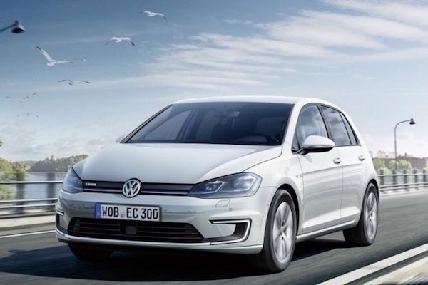 Volkswagen eGolf 2018