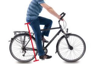 Position Selle vélo