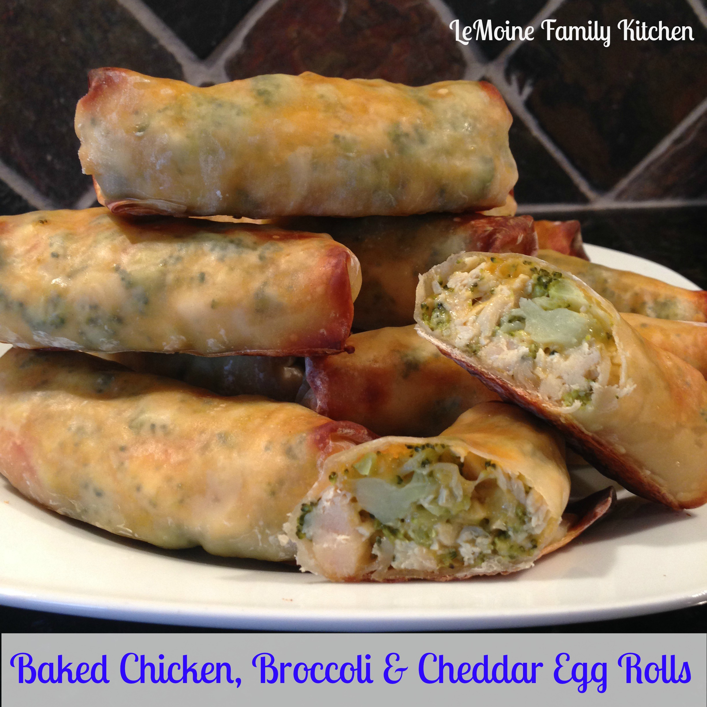 Hams Egg Cheesy Bread Roll: Broccoli, Mushrooms, Ham, And Cheddar Baked With Eggs