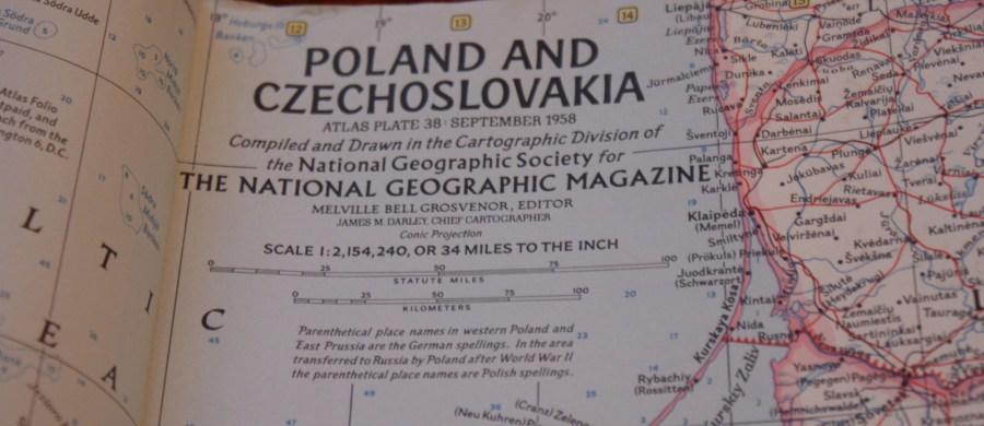 Polska i Czechosłowacja 1958