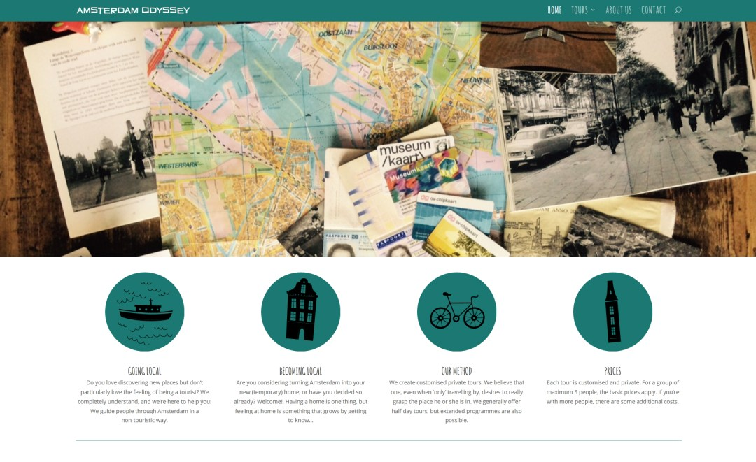 Amsterdam Odyssey Home Page