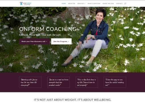 Onform Coaching