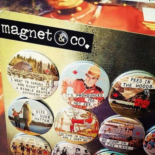 Canadiana Collection from Magnet & Company