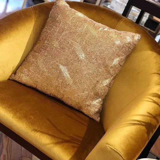 If there's an accessory that doesn't look right at home in one of our velvet chairs, we haven't found it!