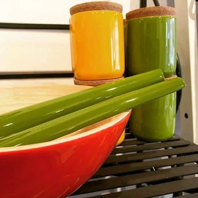 Bibol Bamboo Bowls and Containers