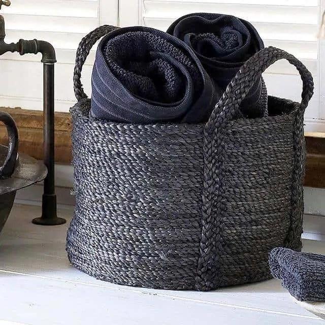 Dharma Door Jute Baskets