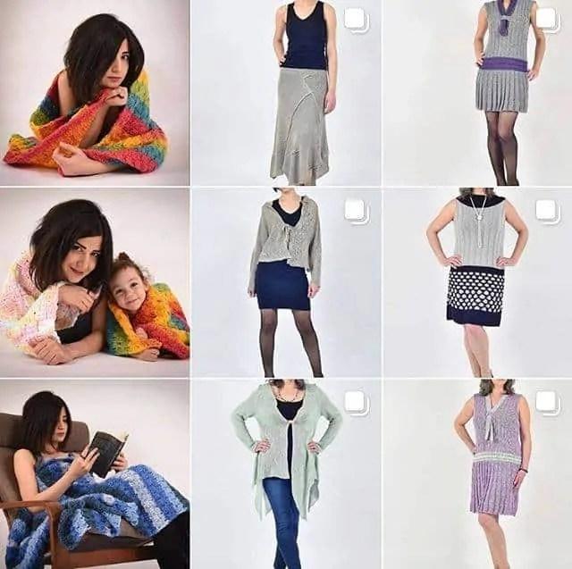 Artful Linen Clothing by Zuza Bart