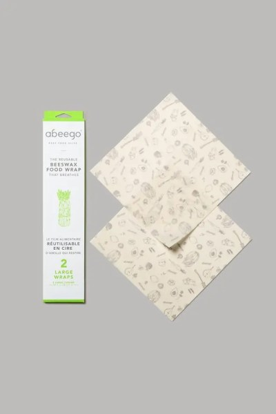 Abeego Beeswax Food Wrap - Large