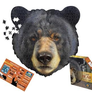 550 Piece Madd Capp Bear Puzzle