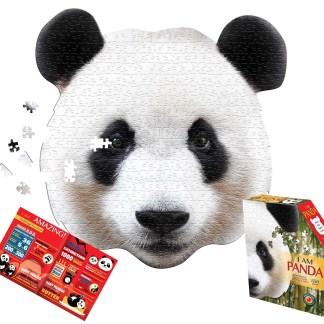 550 Piece Madd Capp Panda Puzzle