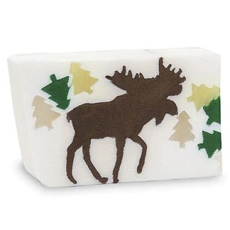 Primal Elements Chocolate Moose Bar Soap
