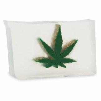 Primal Elements Crisp Herbal Cannabis Bar Soap