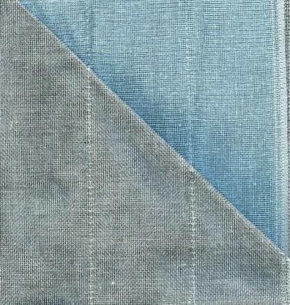 Nawrap Tea Towel Aqua w/ Binchotan Charcoal