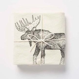 SKT Moose Kitchen Towel