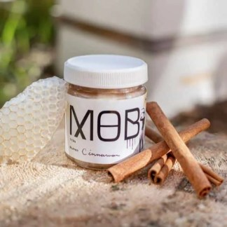 Organic MOB Honey - Cinnamon Blend