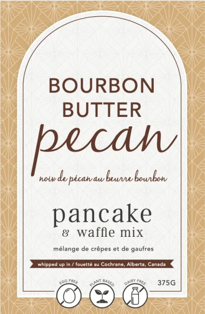 Lannie Rae Bourbon Butter Pecan Pancake Mix