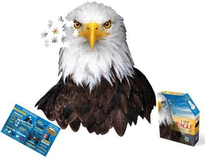 I Am Eagle Puzzle